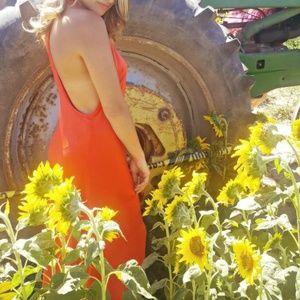WYLDR Silky Maxi Dress